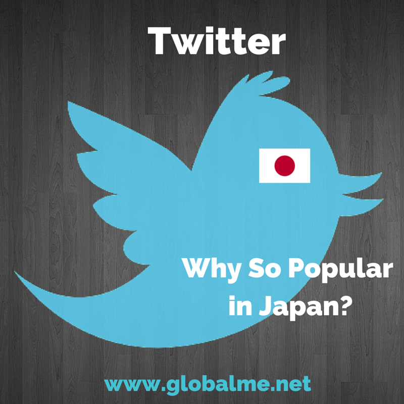 Why is Twitter so popular in Japan?