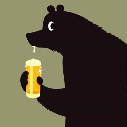 bears lost in translation beer