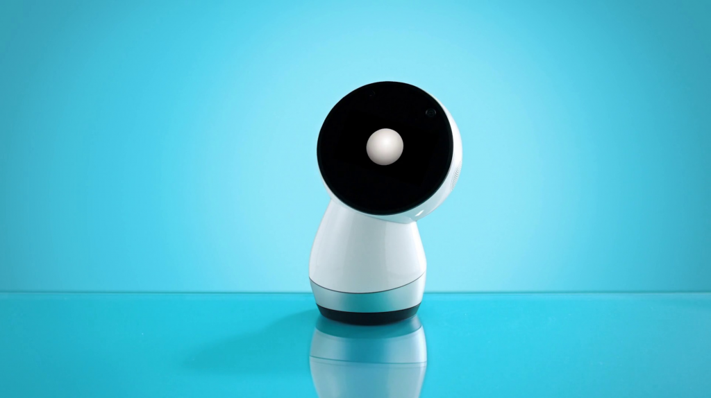 Voice Controlled Devices Jibo