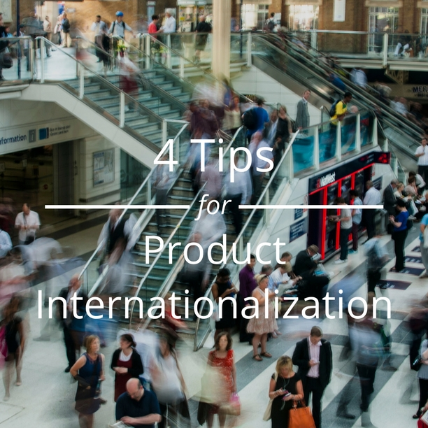 Product Internationalization