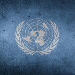 Logo ONZ - tłumaczenia dla ONZ