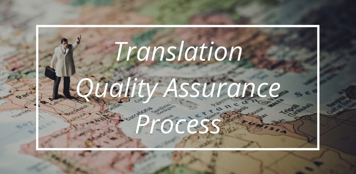 Translation Quality Assurance