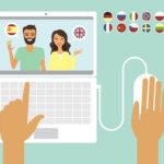E-leatning - grafika - tłumaczenie dla e-learning