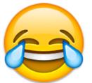 Emoji - płacz ze śmiechu
