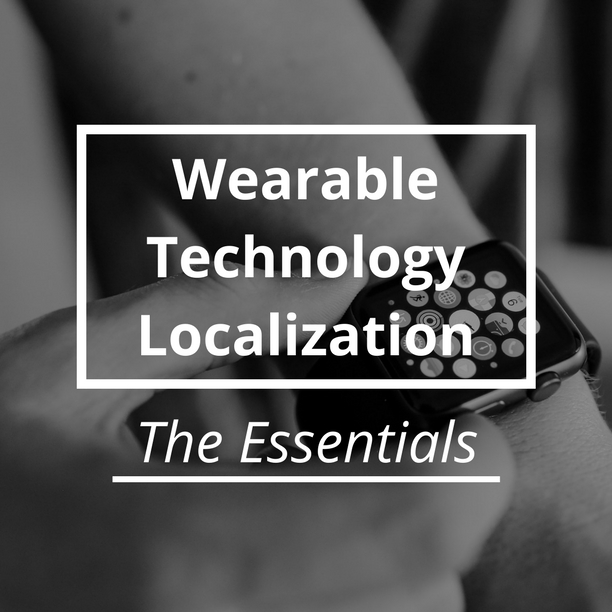 Wearable Technology Localization