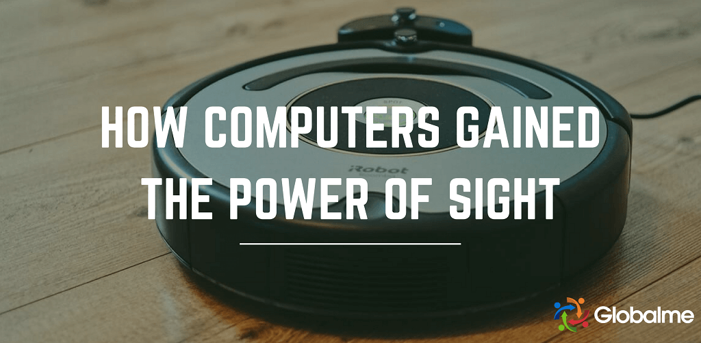 how computers gained the power of sight - irobot vacuum example