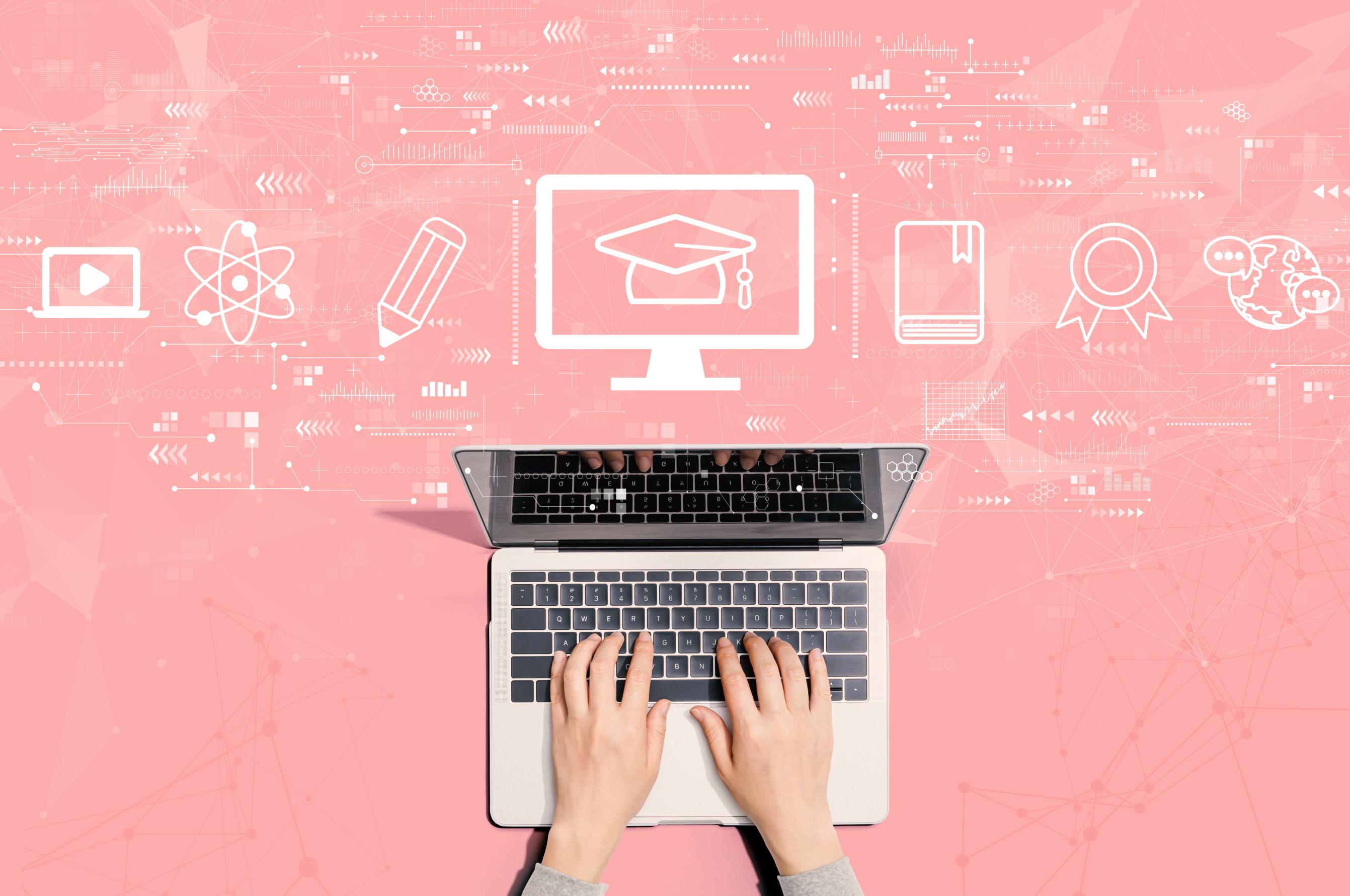 E-learning program