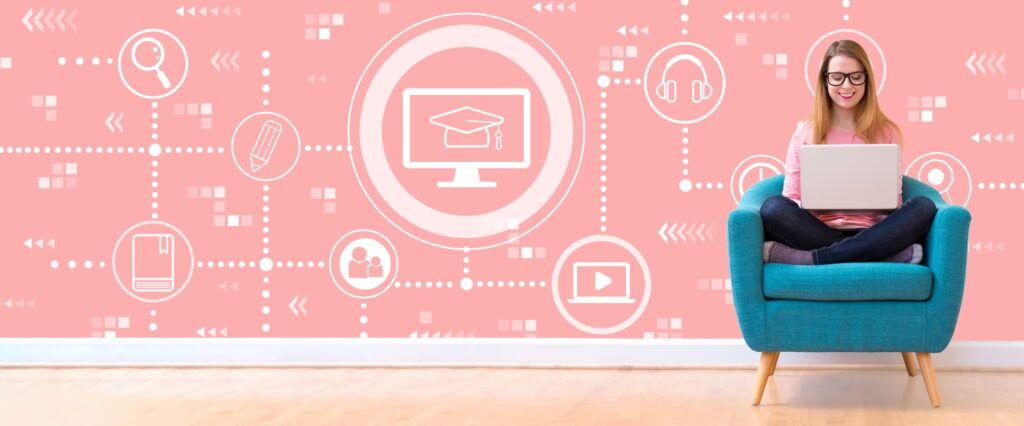 E-learningprogram för företag