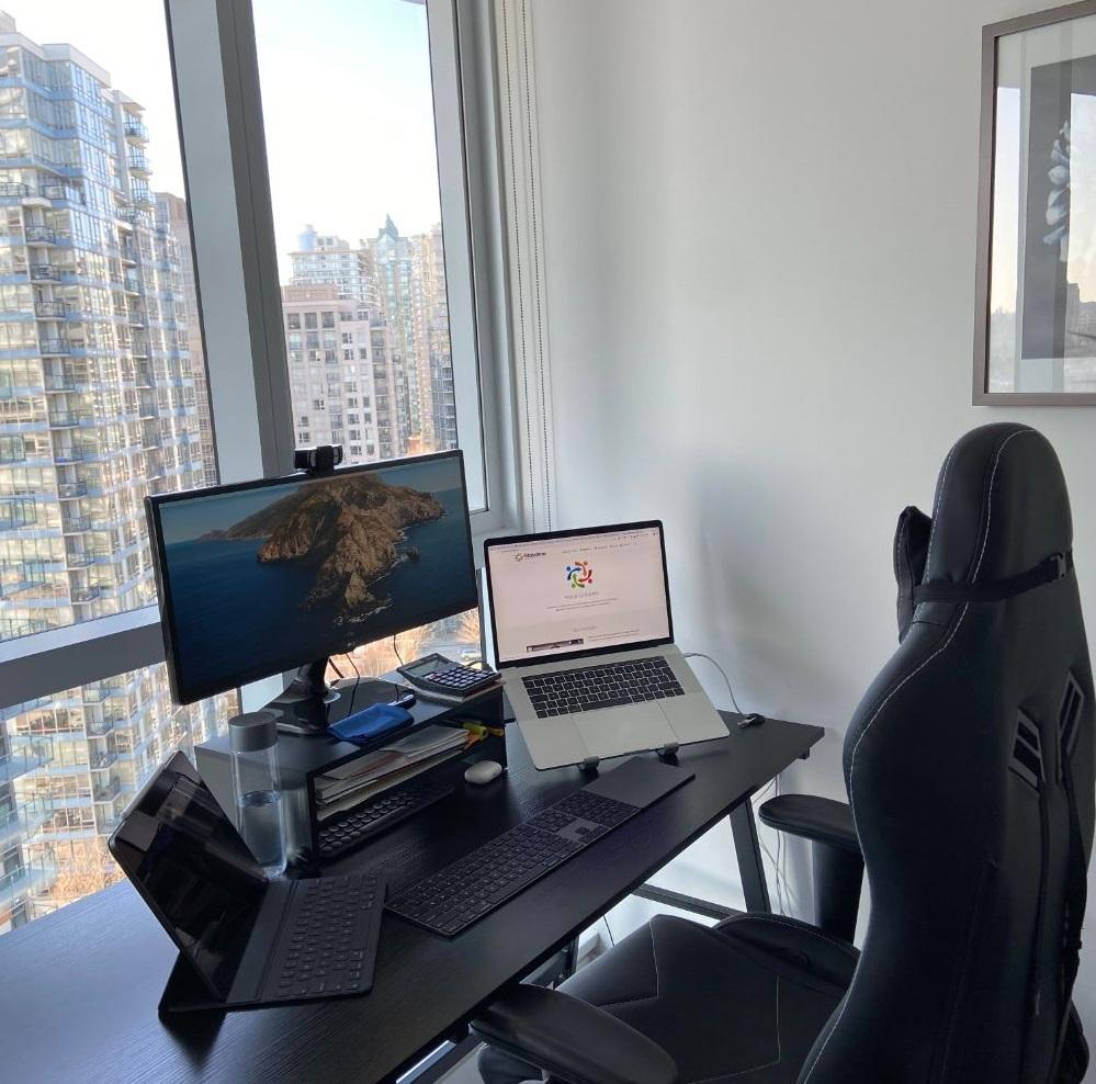 Serkan's Desk