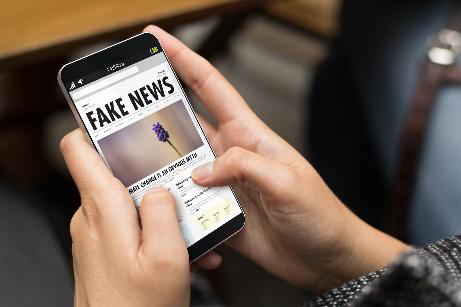 fake news online - summalinguae.com