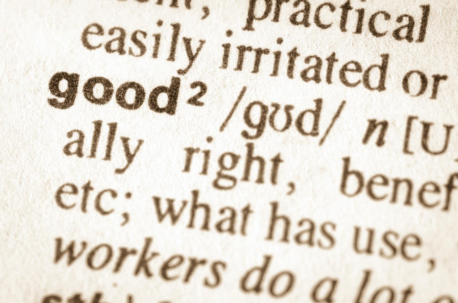 synonymer till good – summalinguae.com