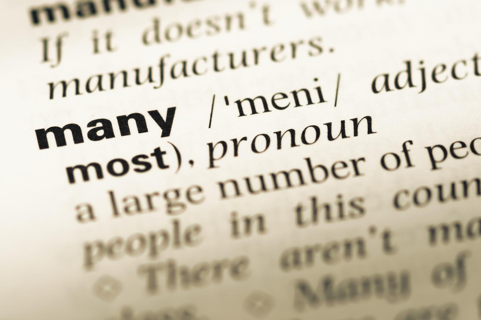 many word - summalinguae.com
