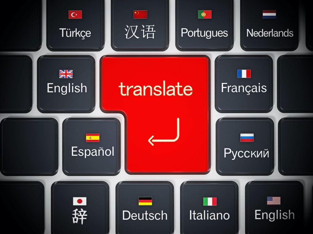 tłumaczenia wspomagane komputerowo