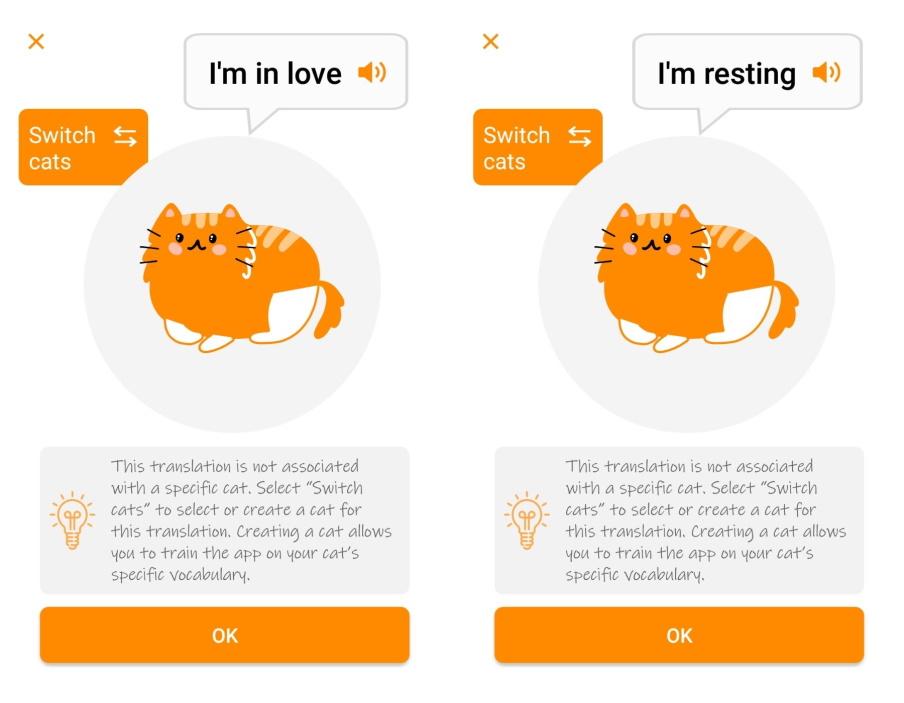 meow app