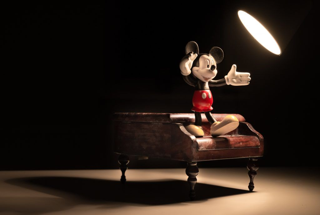 Disney e-commerce