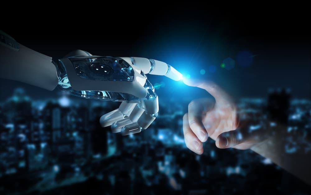 człowiek i sztuczna inteligencja