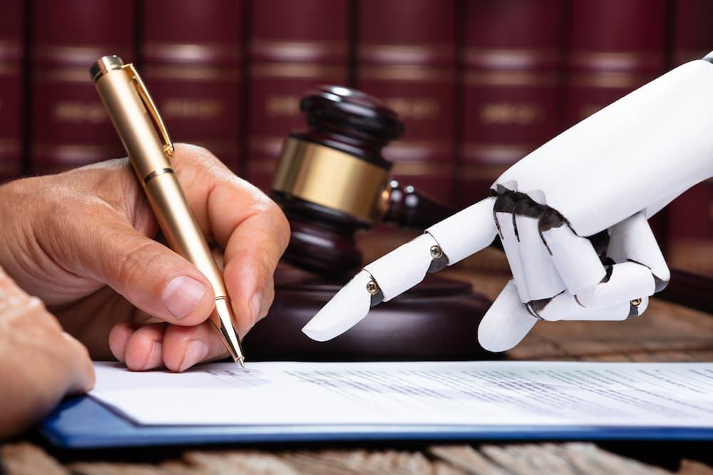 prawo patentowe, sztuczna inteligencja a prawo